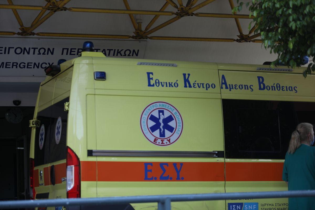 Αγοράκι Κρήτη: Παρουσίασε σφυγμό μετά από ώρες