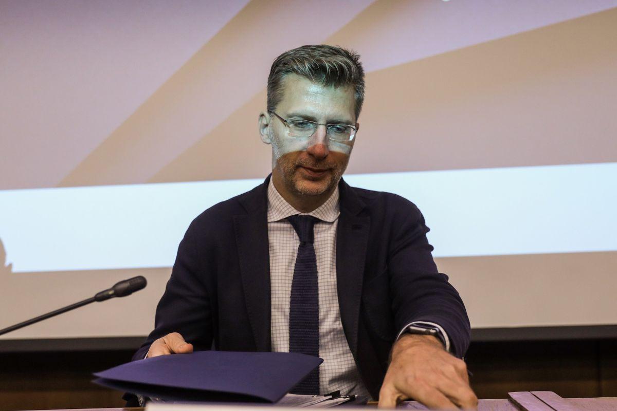 Ο Άκης Σκέρτσος