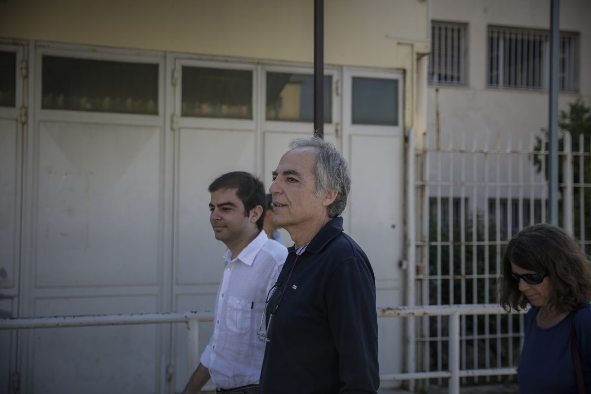 Δημήτρης Κουφοντίνας: Συνεχίζει την απεργία πείνας και δίψας