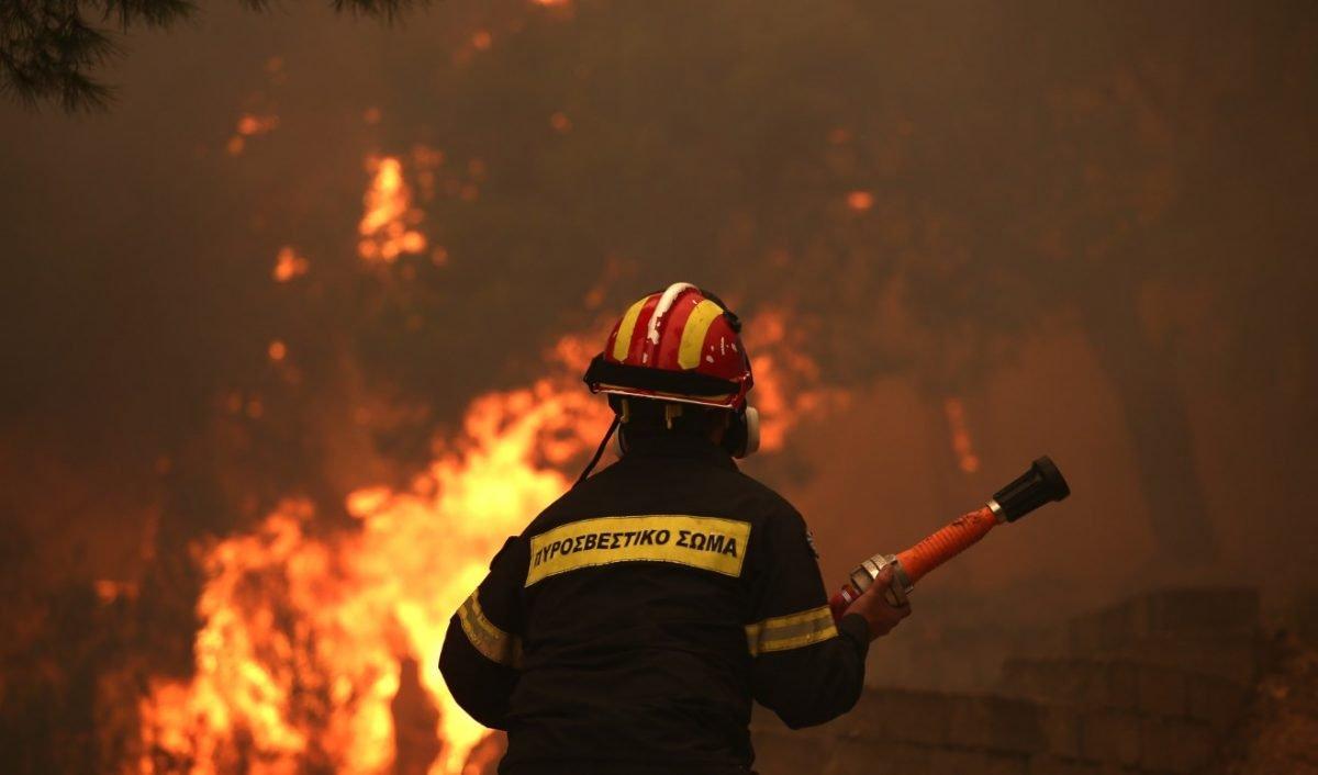 Φωτιά Μεγαλόπολη: Πώς αντιμετωπίζουμε μια πυρκαγιά