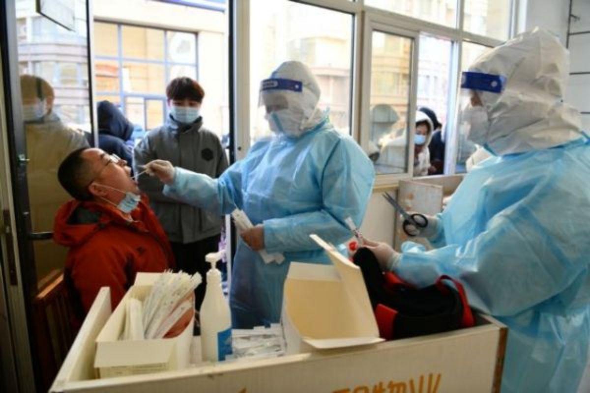 Κορωνοϊός ΠΟΥ: Τεστ για τον ιό στην Κίνα