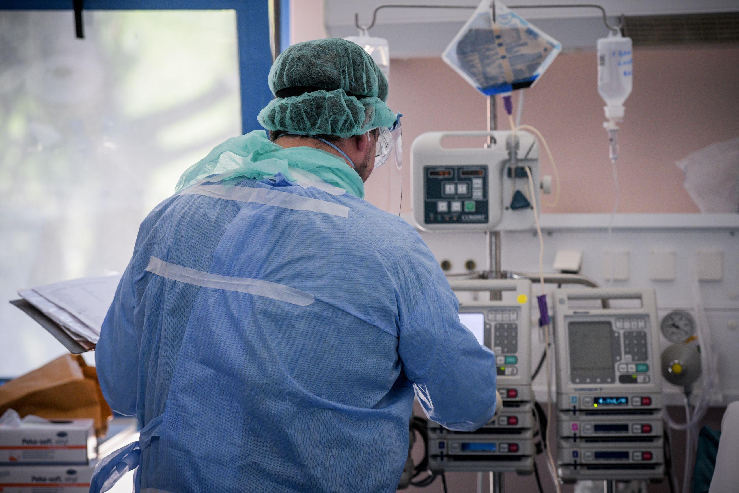 κρούσματα σήμερα νοσοκομείο