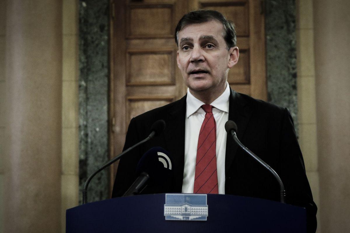 Ο Θάνος Δημόπουλος: