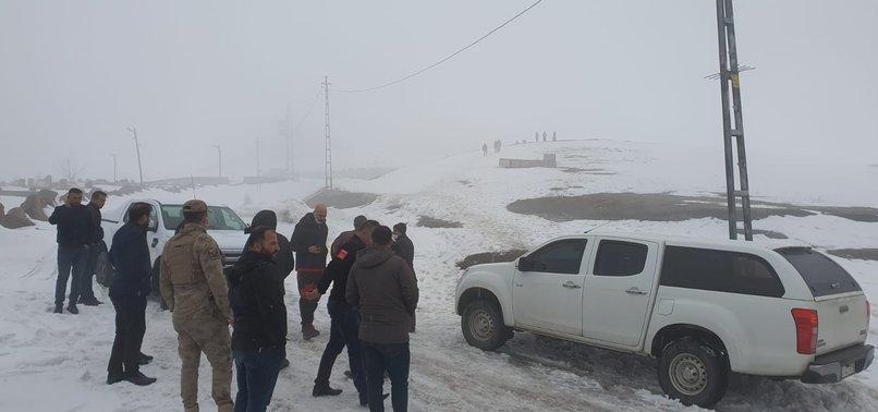 Τουρκία: Άσχημες οι καιρικές συνθήκες στην περιοχή όπου κατέπεσε το ελικόπτερο