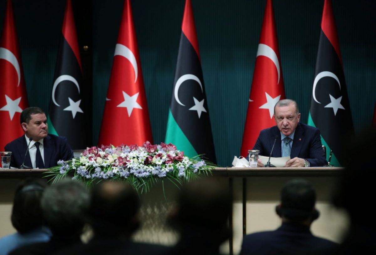 Ερντογάν Στόλτενμπεργκ: Είχαν τηλεφωνική επικοινωνία, μίλησαν και για τη Λιβύη