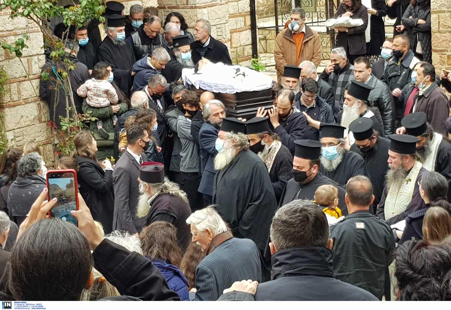 Kηδεία Αρχιμανδρίτη