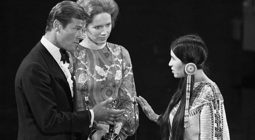 Μάρλον Μπράντο: Η ιθαγενής Απάτσι πήγε να παραλάβει το βραβείο