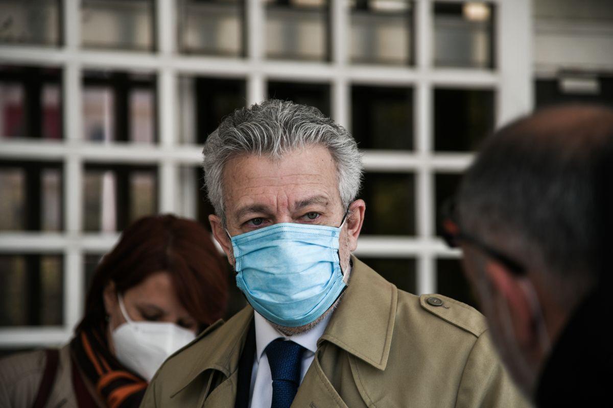 Σταύρος Κοντονής: Κατά του ΣΥΡΙΖΑ για τον Ποινικό Κώδικα