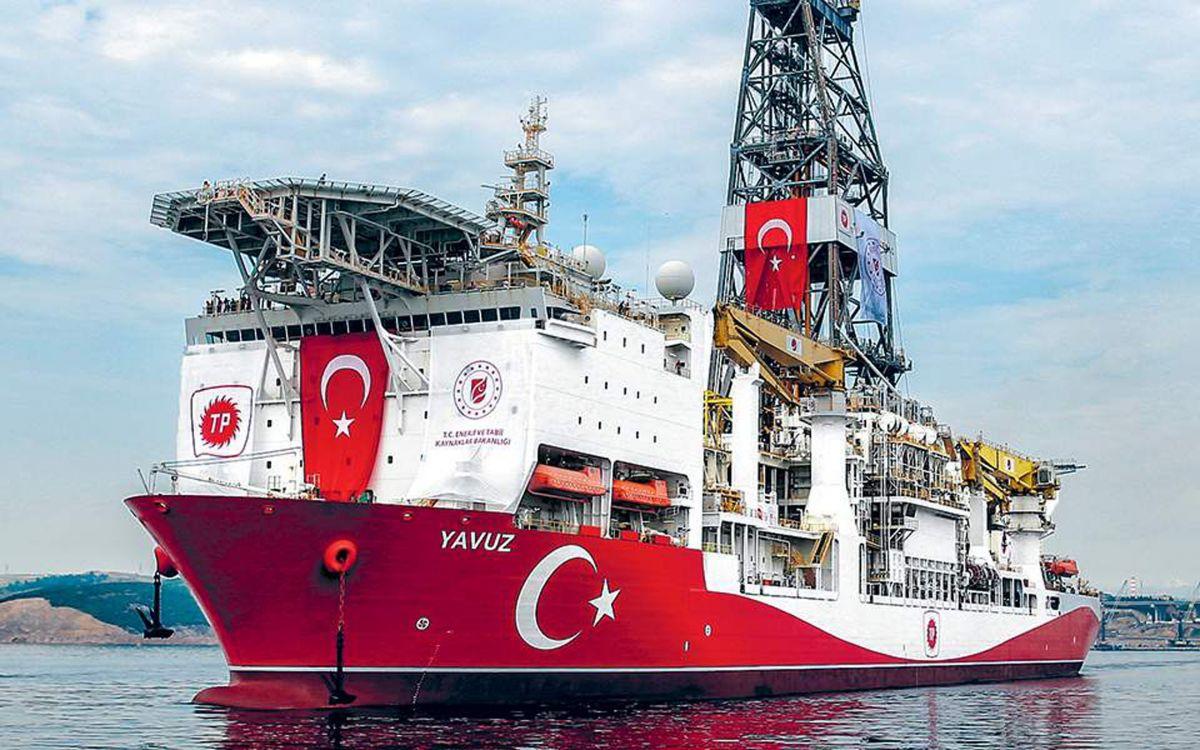 Τουρκία: Ξαναβγάζει γεωτρύπανο στην Ανατολική Μεσόγειο