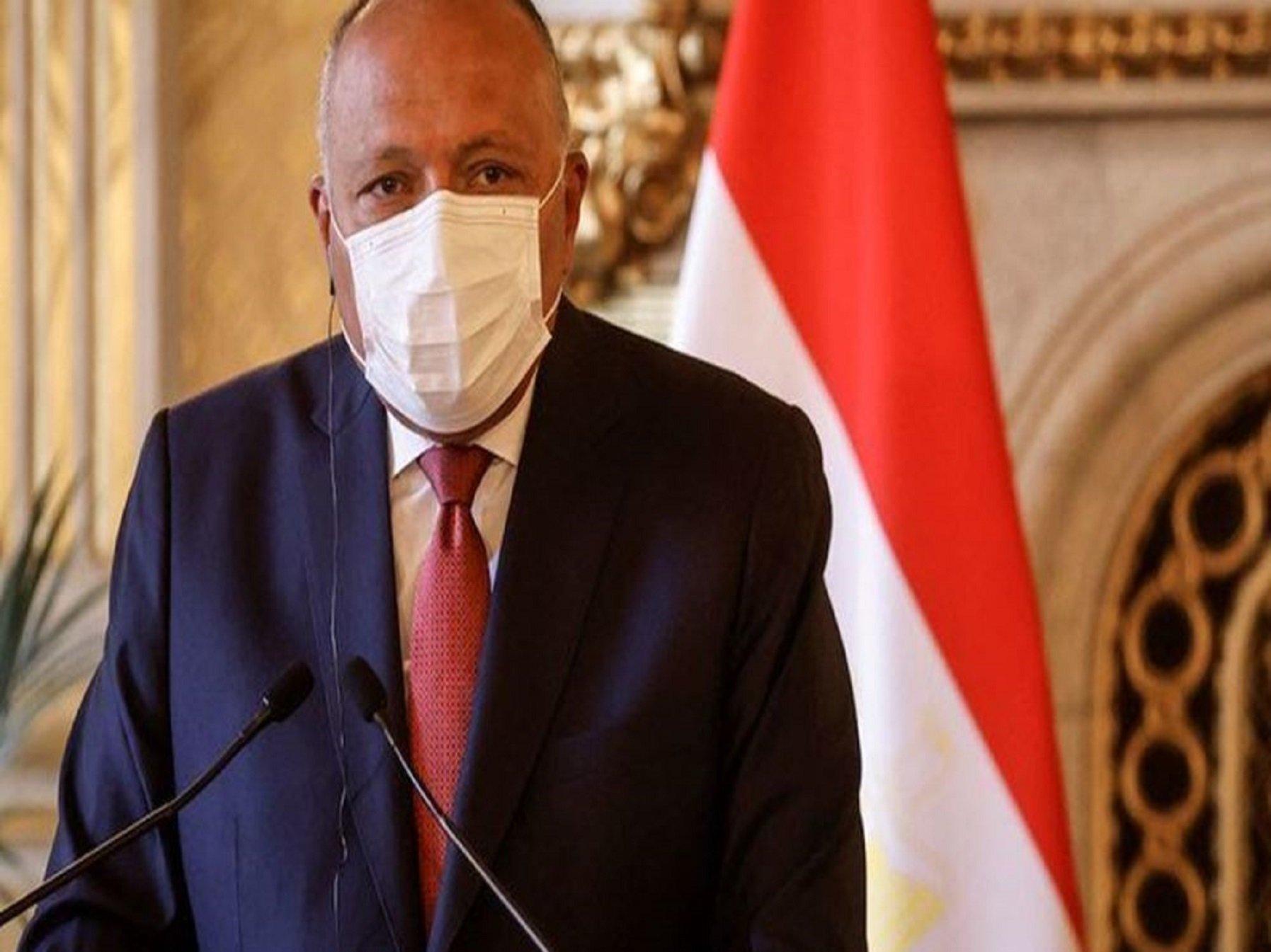 Αιγύπτιος υπουργός Εξωτερικών