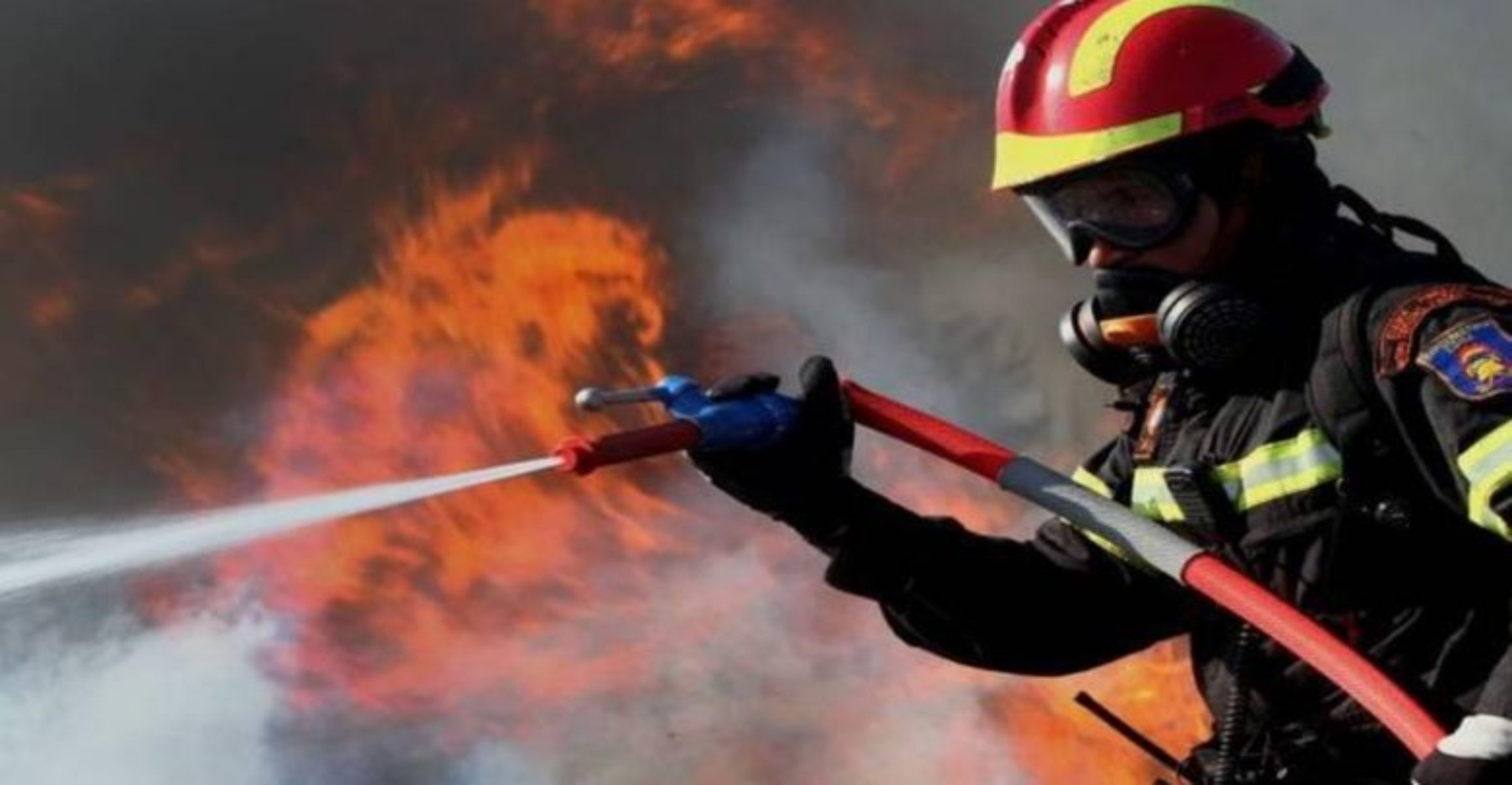 Φωτιά τώρα στη Μεγαλόπολη